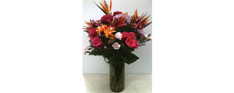 Please visit our facebook page danielas flower shop