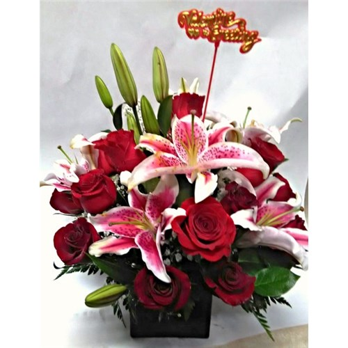 Lilys_with_Roses_(12)_$84.99_SKU_RL-1118